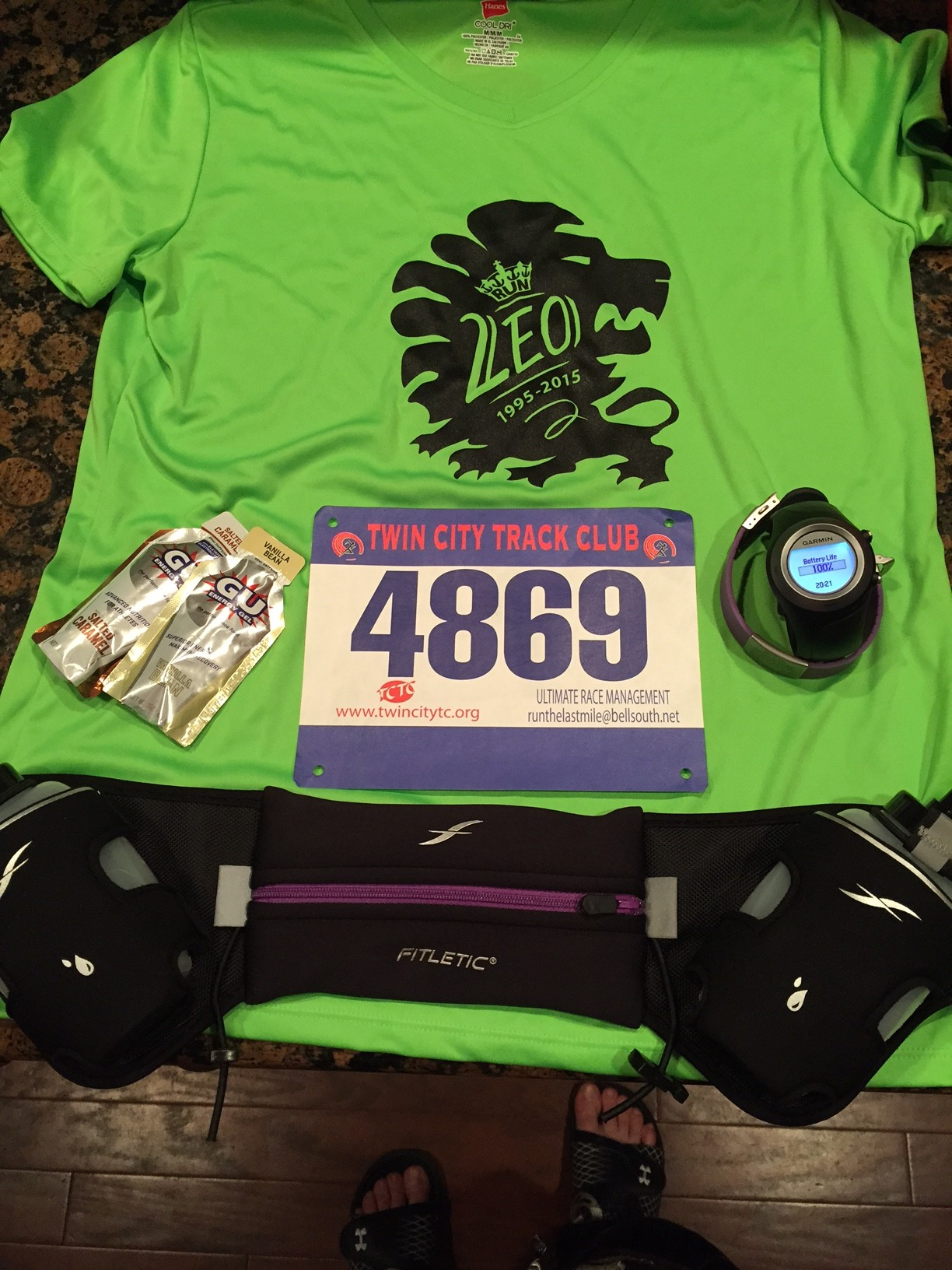 St. Leo 10K Race Report