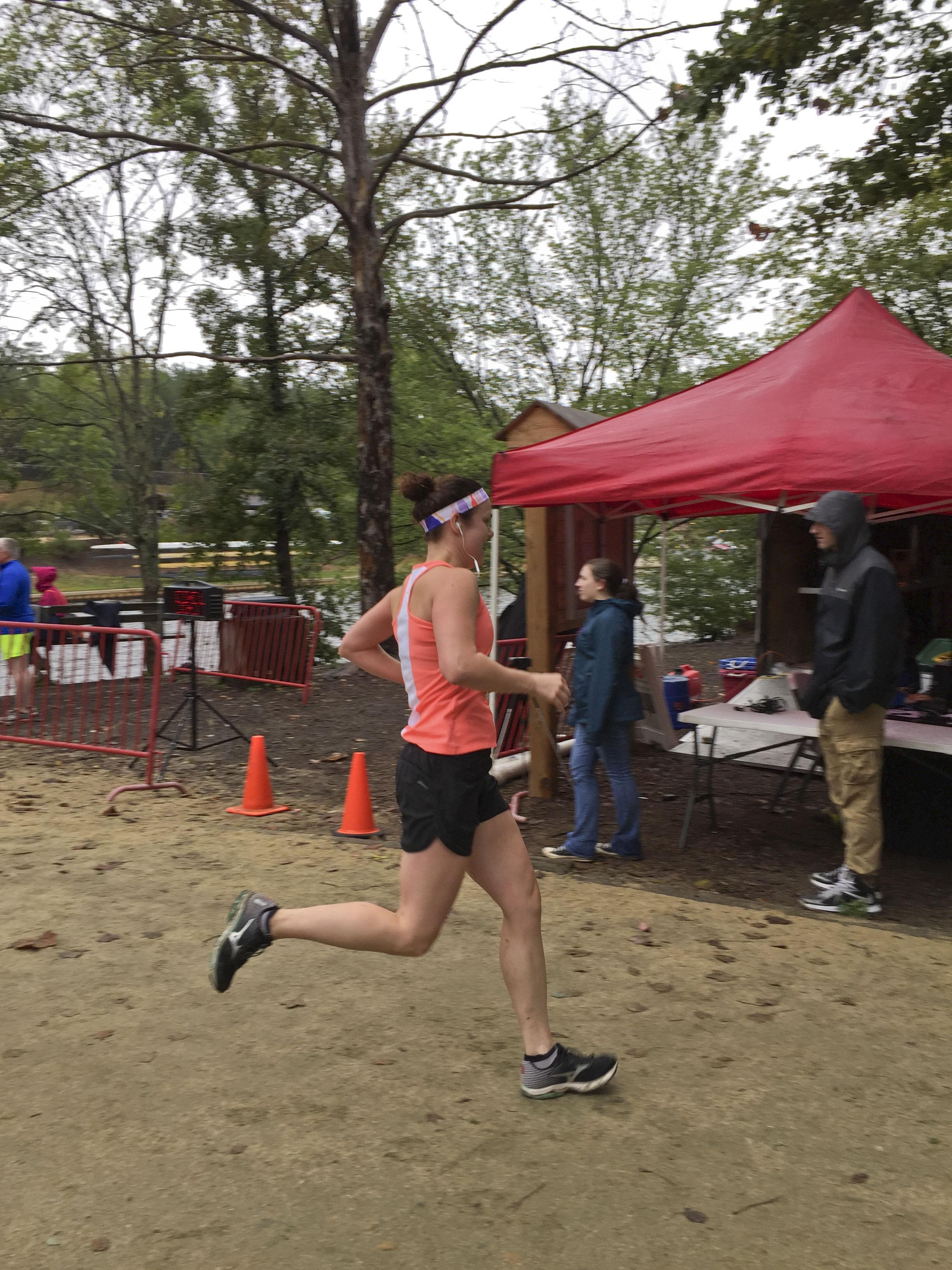 Salem Lake Trail Run 2015