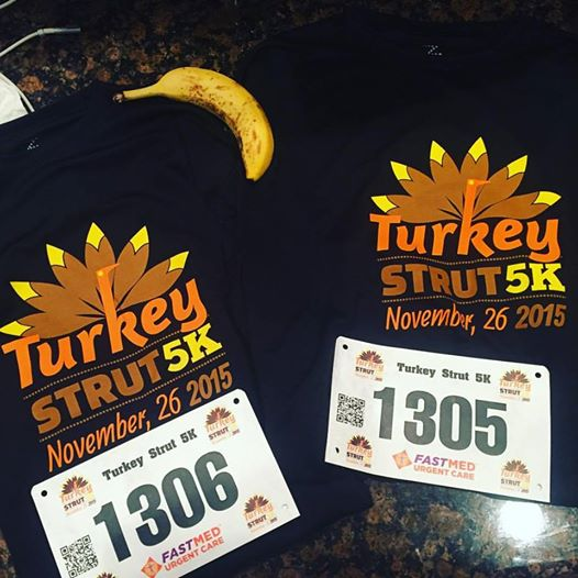 Turkey strut shirts