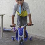 J's cousin's son