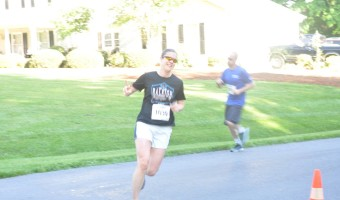 Spring Folly 5K {First trophy ever!} + Mother's Day