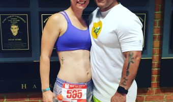 Beat the Heat 5K race report