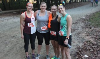 Salem Lake 7 Miler 2016 {race report}