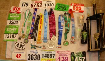 2016 Running Recap