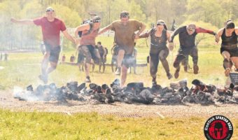 My 1st Spartan Sprint! (and my Birthday celebration)