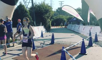 Ramblin' Rose Triathlon, 3rd time [NOT a charm!]