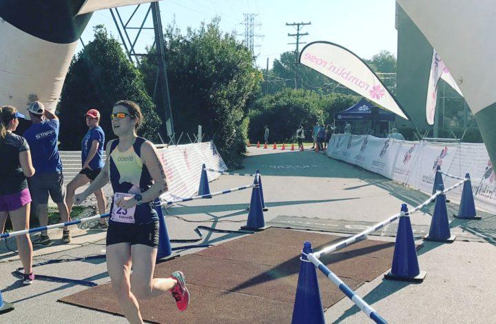 Ramblin' Rose Triathlon, 3rd time [NOT a charm!]