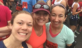 Army Ten Miler & a Skunk {2017}