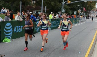 Raleigh City of Oaks Marathon {relay!}