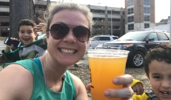 Old Town Beerun 5 Miler Race Report