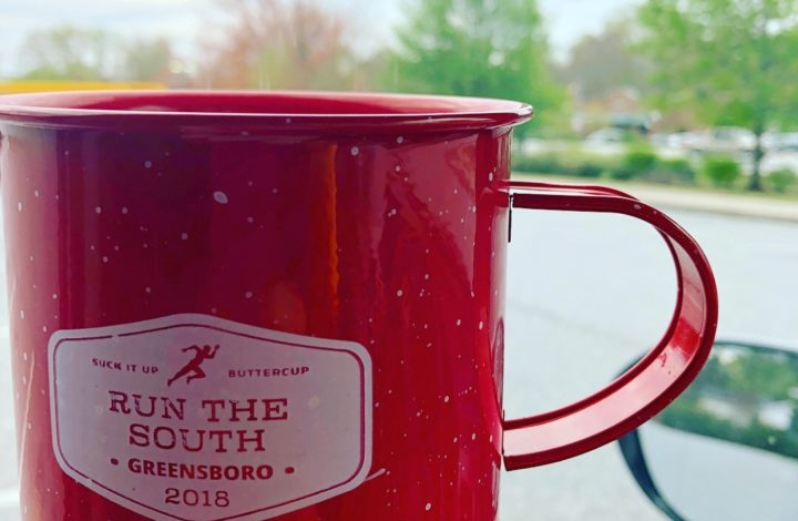 Run the South Greensboro – Half Marathon Race Report
