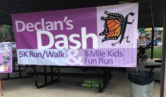 Declan's Dash Race Report