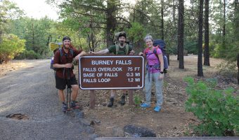 PCT Day 1: Portland to Burney Falls