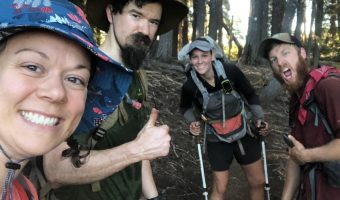 PCT Day 3: Where We Almost Hiked a Marathon