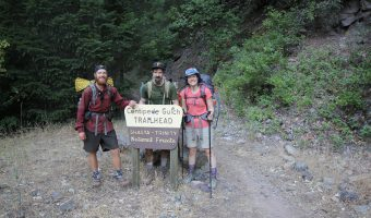 PCT Day 4: Rendezvous in the Middle-of-Nowhere