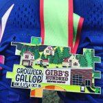 Growler Gallop 10K Race Report
