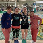 USATF Southeast Region Masters Indoor Championship {Race Report}