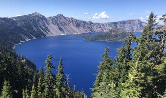 Crater Lake + Bend, Oregon