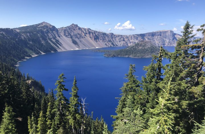 Crater Lake + Bend, Oregon
