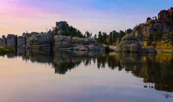 Travel: Sylvan Lake, South Dakota