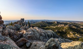 Hiking Black Elk Peak, South Dakota
