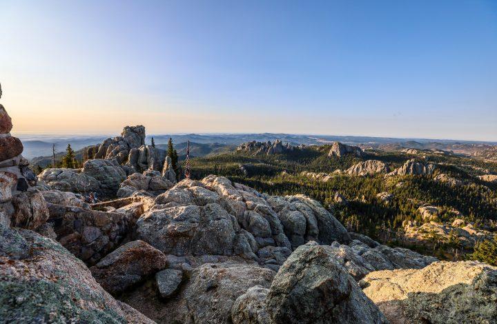 Hiking Black Elk Peak, South Dakota