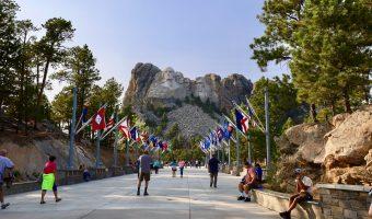 Mount Rushmore & Crazy Horse Monument