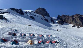 Mount Rainier Day 1: Paradise to Camp Muir